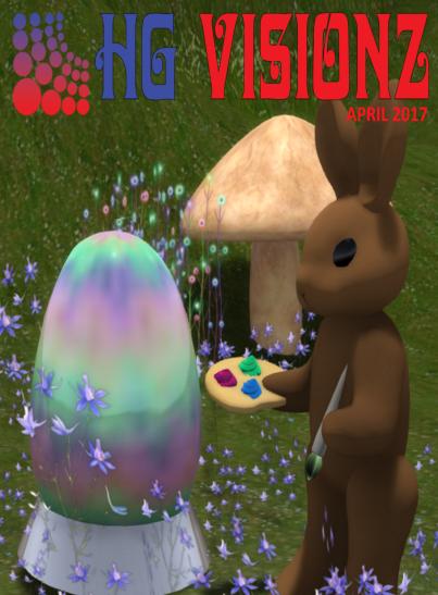 V cover april